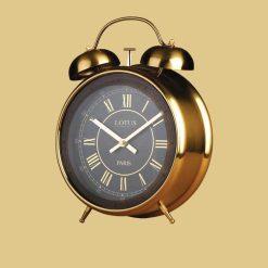 ساعتهای رومیزی فلزی