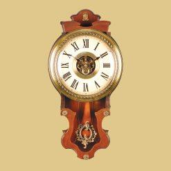 ساعتهای چوبی پاندول دار با موتور