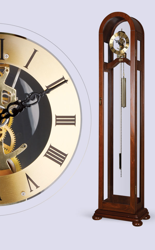 Mechanicl-Grandfather-Clock